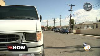 San Diego couple wake up to burglary, guns drawn