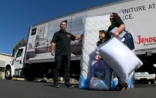 Teen delivers 'sweet dreams' to kids in need