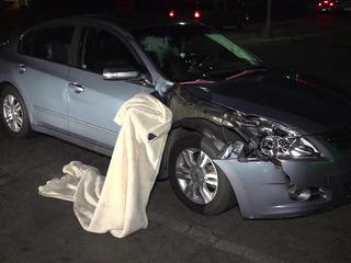 Man dies after being hit by car in Oak Park