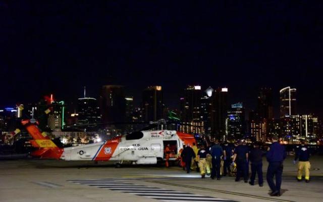 Good Samaritans save 15 people at sea, 3 missing