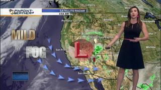 Megan's Forecast: Mild Start to the Week