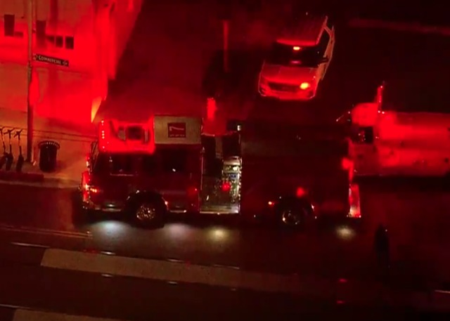 Two people struck by trolley in Sherman Heights