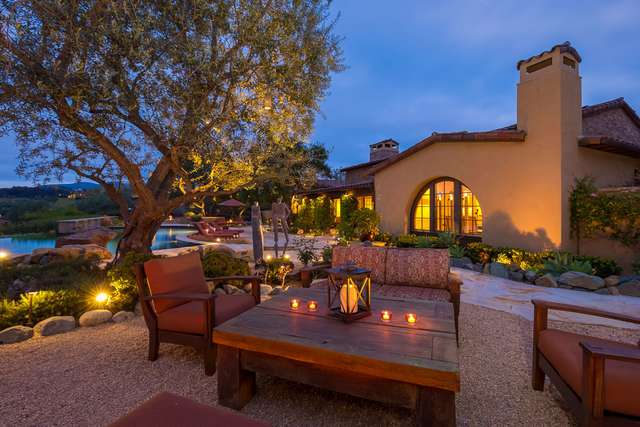Tuscan Style Home Is Ideal For Entertaining