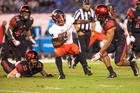 Aztecs collapse in 27-24 loss to UNLV