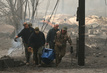 Grim search for missing persons in Camp Fire