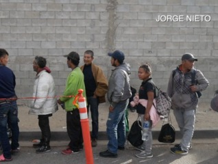 Migrants fill Tijuana shelters, more on the way