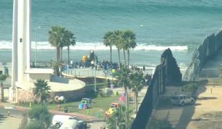 Migrants brace for long stay in Tijuana