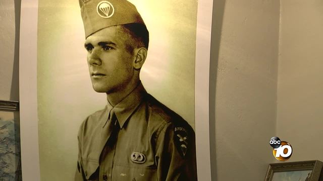 WWII veteran named grand marshal of parade