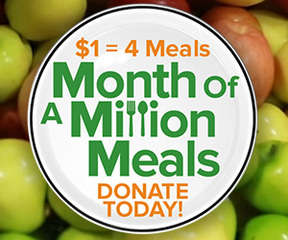 Donate: Month of a Million Meals
