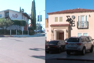Two Greek Life houses suspended at SDSU