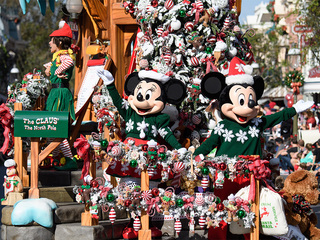 PHOTOS: Holidays at SoCal Disney Parks