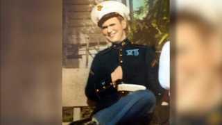 World War II Marine buried at Miramar